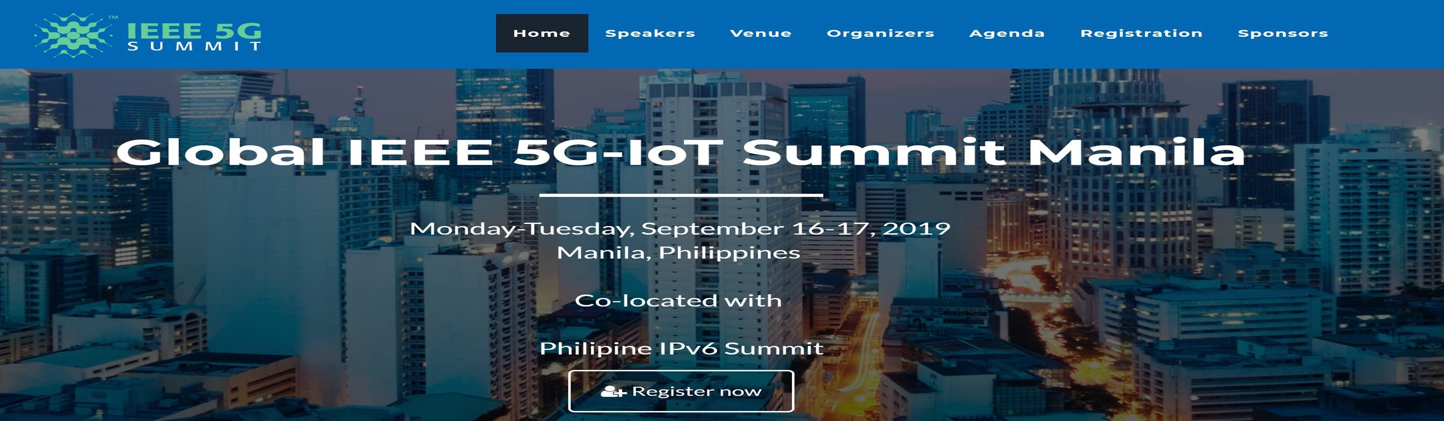 IoT TsC Conferences – DISBANDED – IEEE Communications